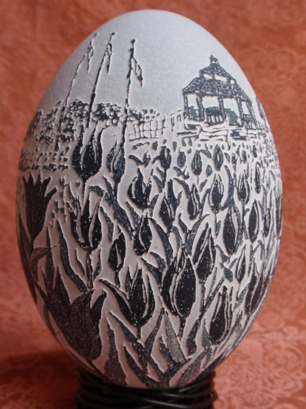 AEA Emu Egg Art Contest and Silent Auction